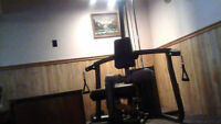 Granite 3 Cable Motion Gym 150lb Cast Stack