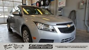 2011 Chevrolet Cruze LT Turbo w/1SA