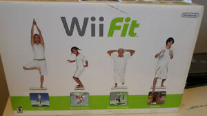 Wii Fit & Game (DVD)