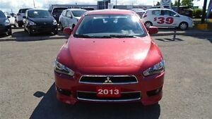 2013 Mitsubishi 2013 lancer timited edition SE