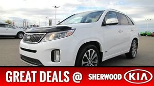 2015 Kia Sorento AWD SX Accident Free,  Navigation (GPS),  Heate