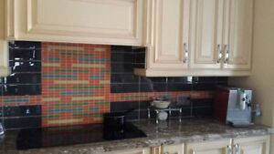 Ceramic Floor & Wall Tile Installation Services Cambridge Kitchener Area image 1