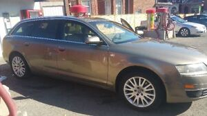 2006 Audi A6 3.2 Avant perfect family car for sale $7777