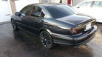 2002 Jaguar X-TYPE Sedan - Navigation AWD LOW KM