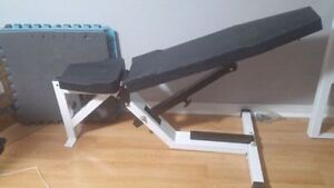 Northern Lights Flat/Incline/Decline Olympic Bench