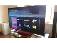"""Panasonic 40"""" Smart WiFi led tv Freeview Hd youtube Netflix Bbc Iplayer Excellent condition"""