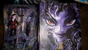 Monster High and Ever After High SDCC Exclusives