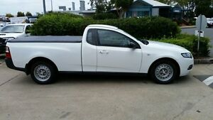 2013 Ford Falcon FG MkII Ute Super Cab White 6 Speed Sports Automatic Utility Acacia Ridge Brisbane South West Preview