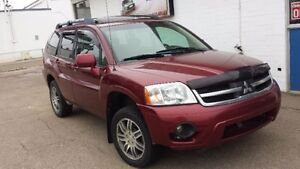 2007 Mitsubishi Endeavor Limited AWD WARRANTY INCLUDED!! WOW!