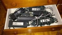 Xbox 360 Parts - power cords/bricks, disk drives, etc.