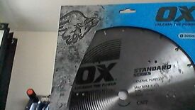 brand new in box diamound disc cutter blade
