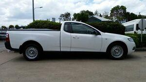 2014 Ford Falcon FG MkII Ute Super Cab Winter White 6 Speed Sports Automatic Utility Acacia Ridge Brisbane South West Preview