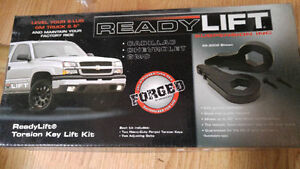 Ready Lift. Torsion Key Lift Kit for Dodge Ram
