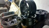 "16"" Steel Rims 6-5 bolt pattern"