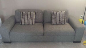 Ready For Pickup: Cindy Crawford Sofa Collection