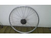 Bycicle wheel 26""
