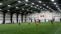 SOCCER PLYERS NEEDED FOR INDOOR REC LEAGUE