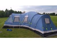 Outwell georgia xl family tent