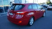 2013 Hyundai i30 GD Tourer Active 1.6 GDi Red 6 Speed Automatic Wagon Port Macquarie Port Macquarie City Preview