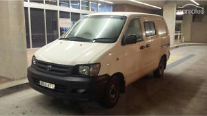 Toyota Townace Revesby Heights Bankstown Area Preview