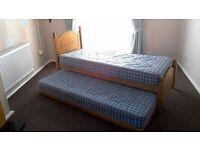 Bed under bed 2foot 6