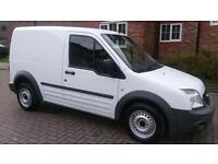 2011 61 FORD TRANSIT CONNECT 1.8 T220 LR VDPF 1D 89 BHP 1 OWNER F/S/H 2 KEYS DIE
