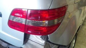 2006-2011 Mercedes b200 right tailgate light