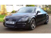 2009 59 AUDI TT 2.0 TFSI S LINE SPECIAL EDITION 2d 200 BHP **FINANCE AVAILABLE**