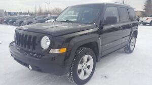 2014 Jeep Patriot 4X4 NORTH EDITION Heated Seats,  Bluetooth,  A
