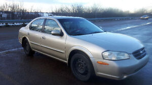 Nissan Maxima for $1500