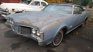 1968 OLDS FOR SALE OR TRADE