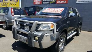 2006 Toyota Hilux GGN25R SR5 (4x4) 5 Speed Manual Medindie Walkerville Area Preview