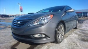 2014 Hyundai Sonata SE Leather,  Heated Seats,  Sunroof,  Back-u