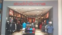 Stockhomme now hiring!!!  (Part-Time)