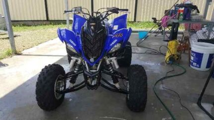 Yahama Raptor 700 ATV New Beith Logan Area Preview