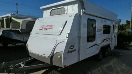 2014 Jayco Journey 17.55-3 Bakers Creek Mackay City Preview