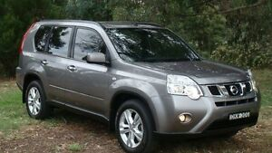 2013 Nissan X-Trail T31 Series V ST Grey 1 Speed Constant Variable Wagon Oaks Estate Queanbeyan Area Preview