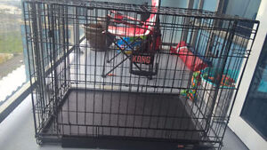 Kong Dog Crate (37 L X 25 W X 26.75 H)