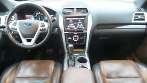 2012 Ford Explorer Limited, Lthr, Moon, Nav, Local Trade In Kitchener / Waterloo Kitchener Area image 16
