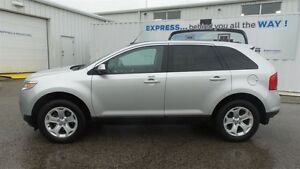 2013 Ford Edge SEL, Leather, Vista Roof, Nav, Local Trade In Kitchener / Waterloo Kitchener Area image 2