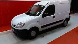 Nissan Kubistar (white) 2007