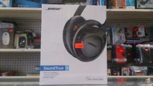 Bose SoundTrue Around-Ear Headset Black WW