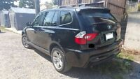 !!! ONLY TODAY - $6500 !!! 2006 BMW X3, 3.0i