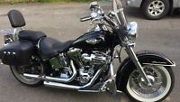Harley softail deluxe 2006