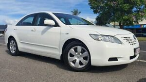 2006 Toyota Camry ACV40R Altise White 5 Speed Automatic Sedan Bungalow Cairns City Preview