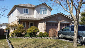 Excellent Family Home With Double Garage For Rent