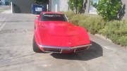 1972  Corvette  Stingray the last of the Chrome  Bumper Bar Model Moorabbin Kingston Area Preview