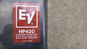 ELECTRO VOICE HP-420 LARGE FORMAT HORN - ONE ONLY Kitchener / Waterloo Kitchener Area image 2