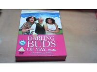THE DARLING BUDS OF MAY-THE COMPLETE SERIES-6 DVD BOX SET-ALL 11 EPISODES