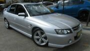 2005 Holden Commodore VZ SS Silver 4 Speed Automatic Sedan Homebush Strathfield Area Preview